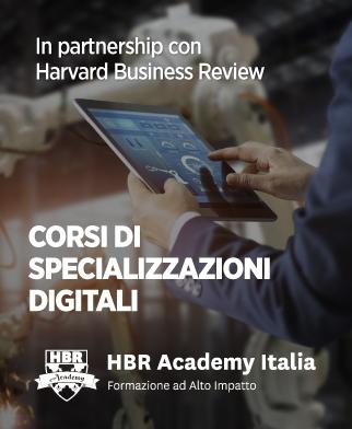 Specializzazioni Digitali HBR